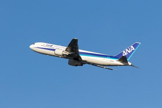 NH/ANA/全日空  B767-300 JA8322