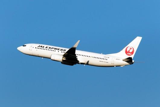 JL/JAL/日本航空 JL1265 B737-800 JA330J