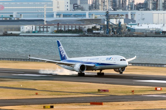 NH/ANA/全日空  B787-9 JA830A