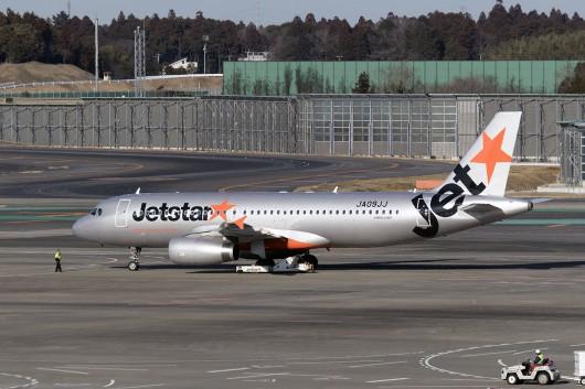 GK/JJP/ジェットスタージャパン  A320 JA09JJ