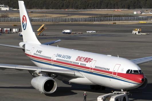 MU/CES/中国東方航空  A330-300 B-6082
