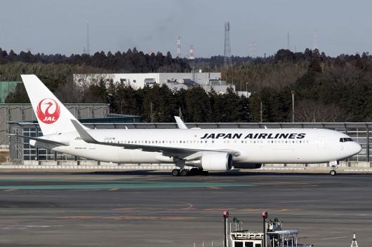 JL/JAL/日本航空  B767-300ER JA621J