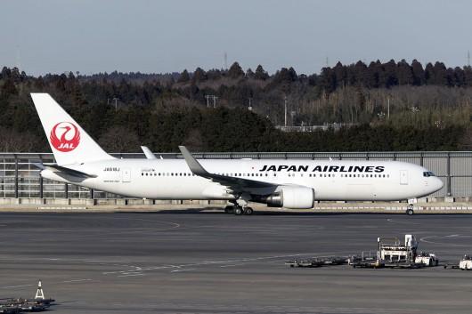 JL/JAL/日本航空  B767-300ER JA618J