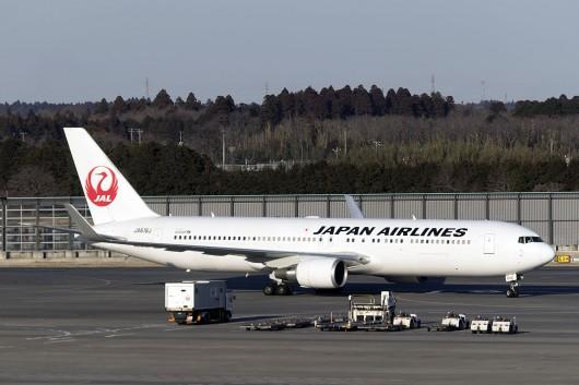 JL/JAL/日本航空  B767-300ER JA619J
