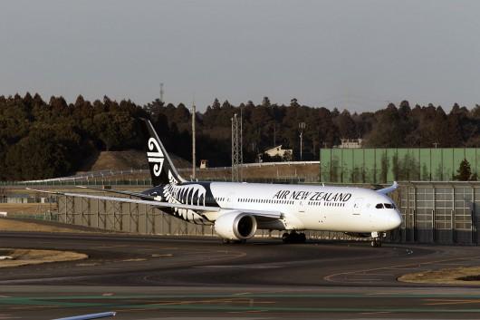 NZ/ANZ/ニュージーランド航空  B787-9 ZK-NZG