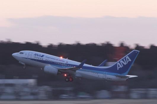 NH/ANA/全日空 B737-700 JA18AN