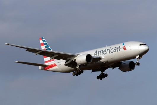 AA/AAL/アメリカン航空  B777-200ER N754AN