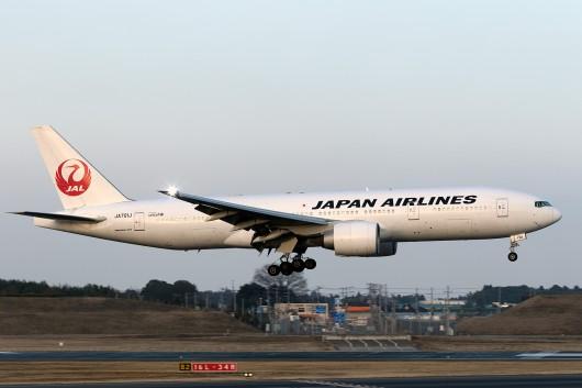 JL/JAL/日本航空  B777-200ER JA701J