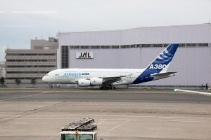 ANAカラーのA380ひられる日が近い