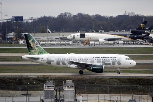 F9/FFT/フロンティア航空  A319 N926FR