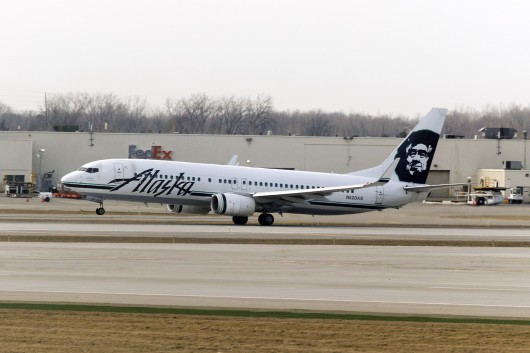 AS/ASA/アラスカ航空  B737-800 N520AS