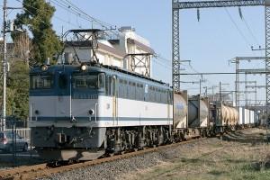 新金線貨物列車
