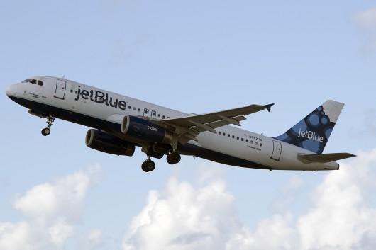 B6/JBU/ジェットブルー航空  A320 N652JB