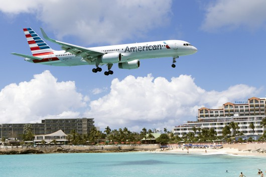AA/AAL/アメリカン航空 US865 757-200 N205UW