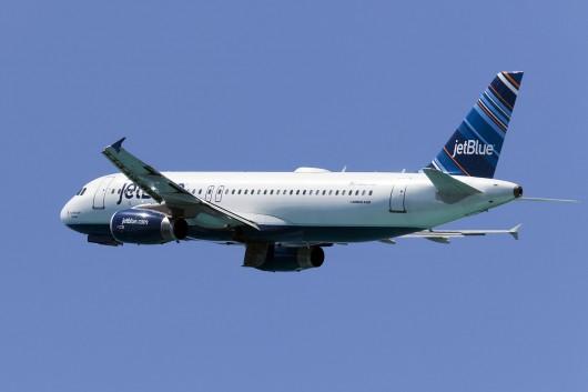 B6/JBU/ジェットブルー航空 B6788 A320 N597JB