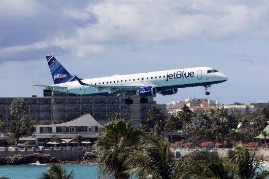 B6/JBU/ジェットブルー航空 B6850 E190 N351JB