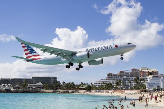 AA/AAL/アメリカン航空 US867 A330-200 N285AY