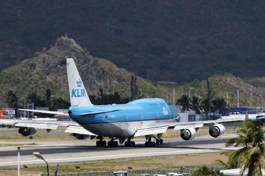 KL/KLM/KLMオランダ航空 KL785 B747-400M PH-BFH