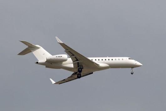 /Biz/BizJet  Bombardier Global Express  M-DSUN