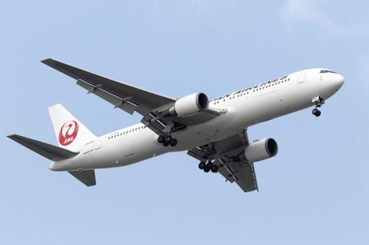 JL/JAL/日本航空  B767-300 JA615J