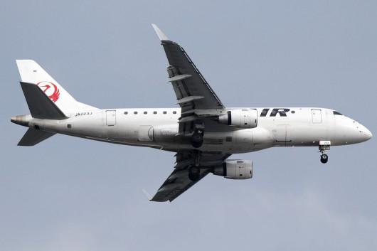 JL/JAL/日本航空 ERJ170 JA223J