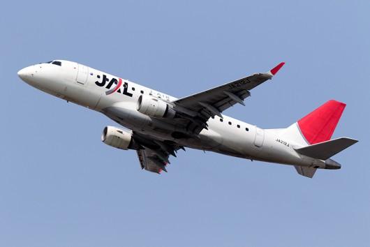 JL/JAL/日本航空  ERJ-170 JA212J