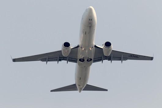 JL/JAL/日本航空  B737-800 JA349J