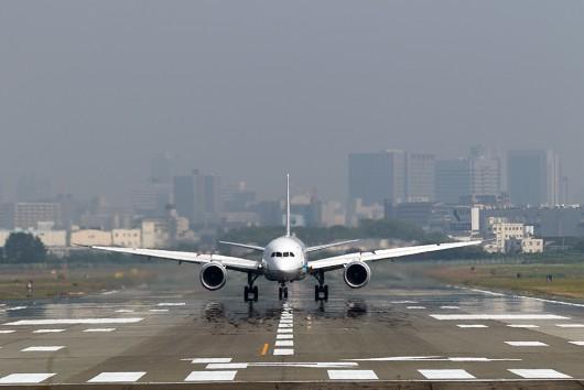 NH/ANA/全日空  B787-8 JA821A