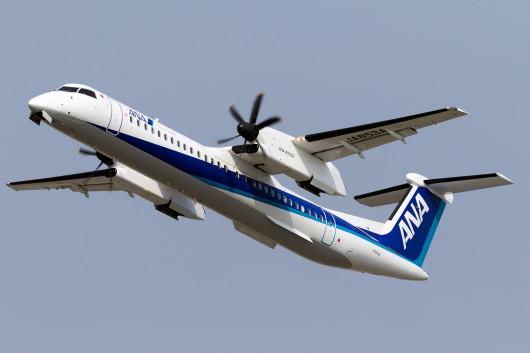 NH/ANA/全日空 NH1611 DHC-8 JA853A