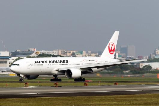JL/JAL/日本航空 JL121 B777-200 JA007D