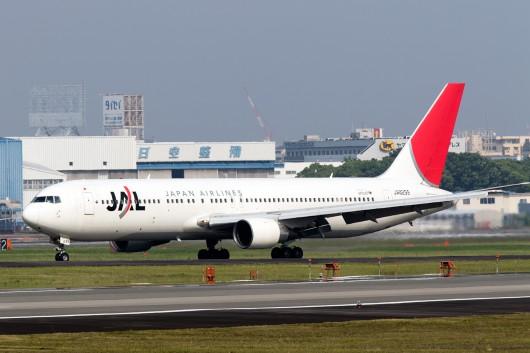 JL/JAL/日本航空 JL119 B767-300 JA8299