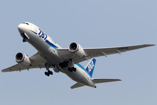 NH/ANA/全日空 NH32 B787-8 JA821A