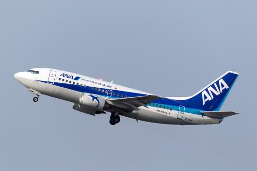 NH/ANA/全日空 NH1247 B737-500 JA304K