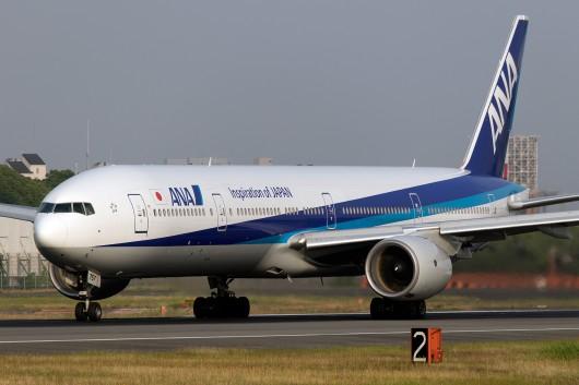 NH/ANA/全日空  B777-300 JA757A