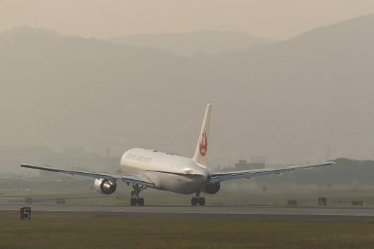 JL/JAL/日本航空 JL128 B767-300ER JA602J