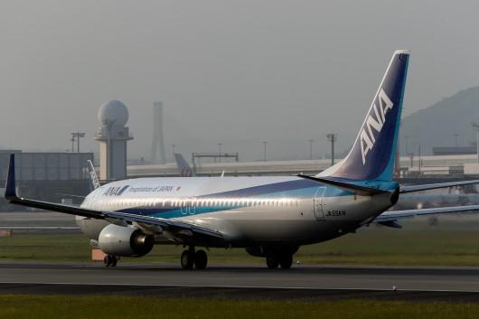 NH/ANA/全日空  B737-800 JA55AN
