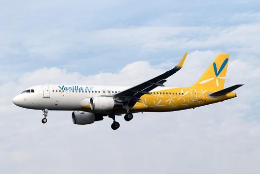 JW/VNL/バニラエア JW300 A320 JA04VA