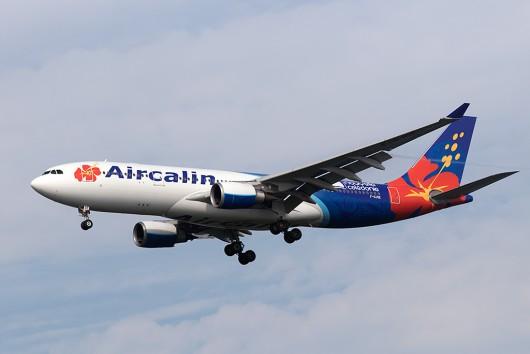 SB/ACI/エア・カレドニア・インターナショナル SB800 A330-200 F-OJSE