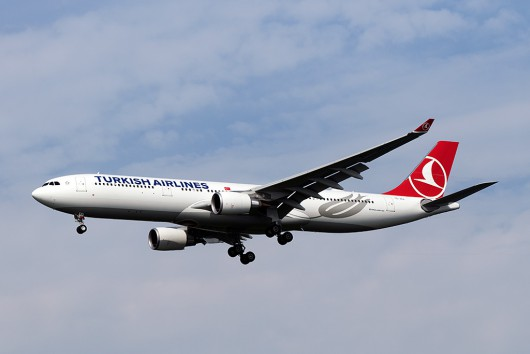 TK/THY/トルコ航空 TK50 A330-300 TC-JOJ