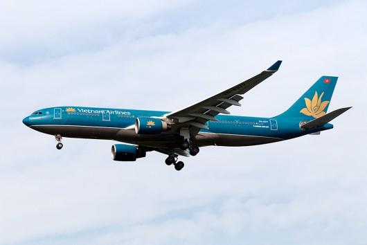 VN/HVN/ベトナム航空 VN310 A330-200 VN-A377