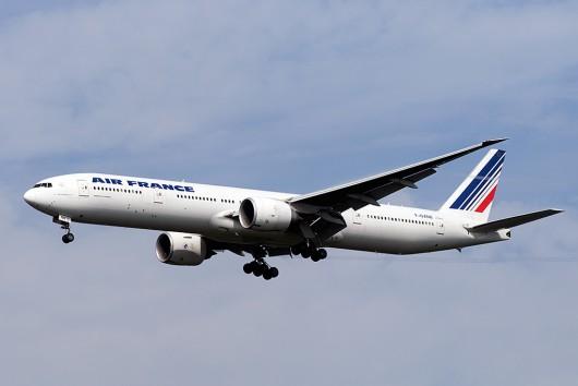 AF/AFR/エールフランス AF276 B777-300ER F-GZNB