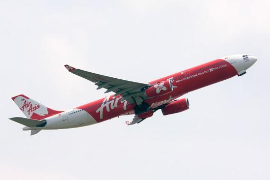 XJ/TAX/タイ・エアアジア・X XJ601 A330-300 HS-XTB