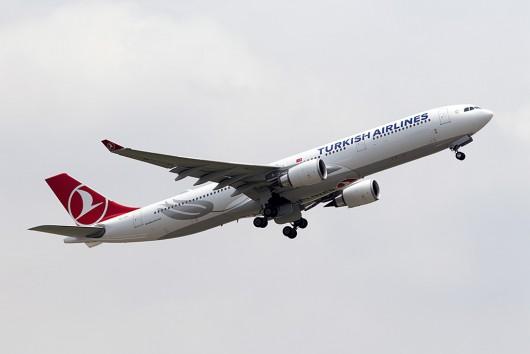 TK/THY/トルコ航空 TK51 A330-300 TC-JOJ