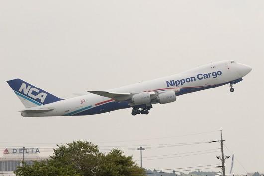 KZ/NCA/日本貨物航空 KZ110 B747-8F JA13KZ