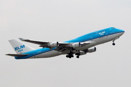 KL/KLM/KLMオランダ航空 KLM862 B747-400M PH-BFP