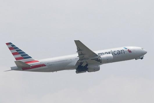 AA/AAL/アメリカン航空 AA176 B777-200ER N772AN