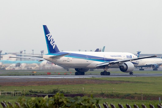 NH/ANA/全日空 NH1012 B777-300ER JA777A