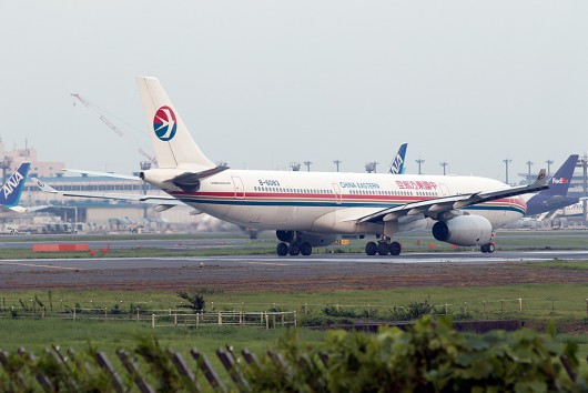 MU/CES/中国東方航空 MU522 A330-300 B-6083