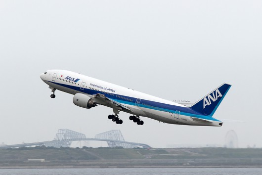 NH/ANA/全日空 NH557 B777-200ER JA745A