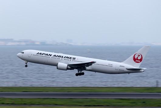 JL/JAL/日本航空 JL589 B767-300ER JA658J